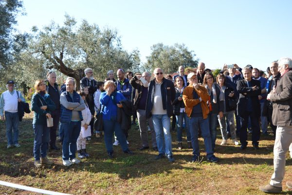 inaugurazione serra cooperativa garibaldi roma44