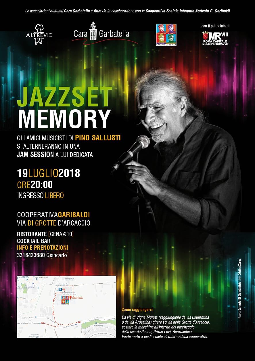 Jazzset Memory
