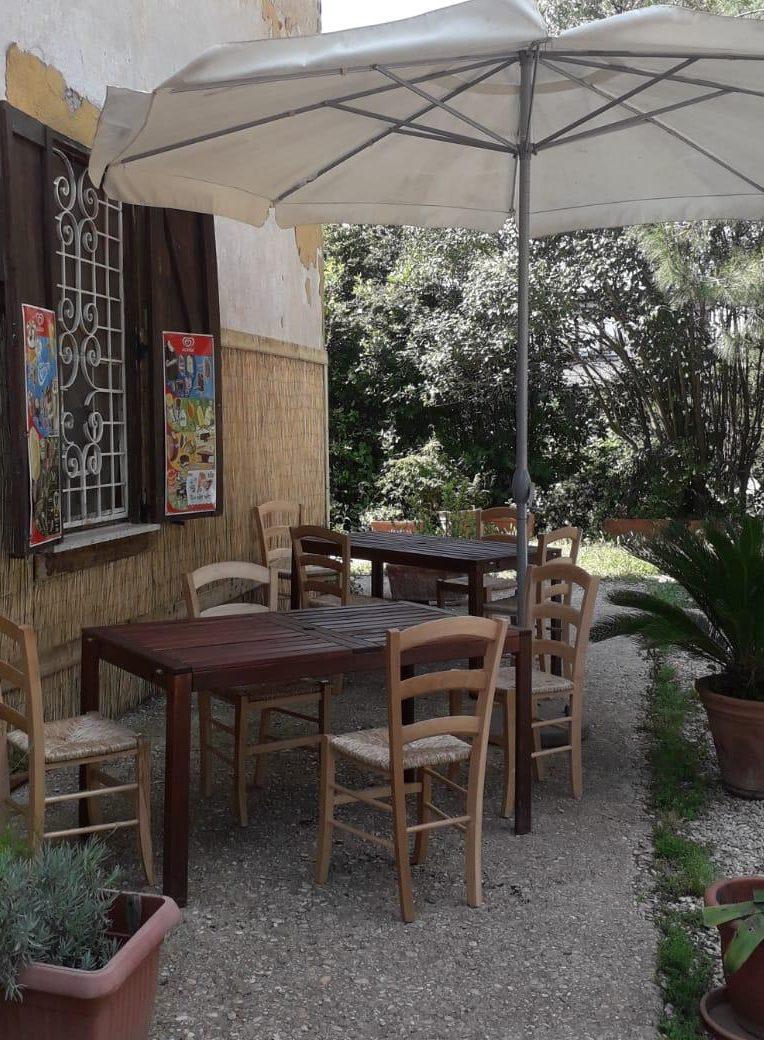 Apre il bar della Cooperativa Garibaldi
