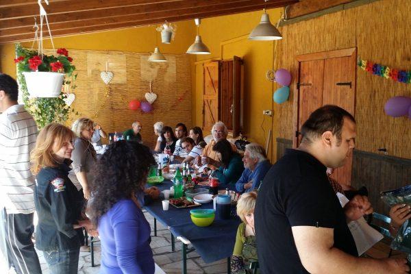 inclusione sociale Cooperativa Garibaldi roma 8
